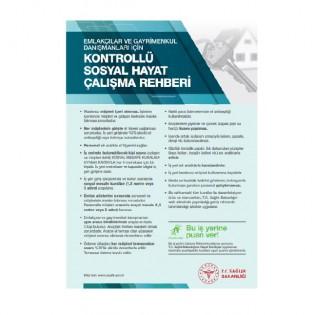 Emlakçılar ve Gayrimenkul Danışmanları İçin Kontrollü Sosyal Hayat Çalışma Rehberi Afişi