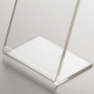 L Tipi Pleksi Föylük/Etiketlik  Yatay 1/3 A4 (21x10cm)