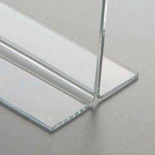 T Tipi Pleksi Föylük/Etiketlik Yatay A4 (30x21cm)