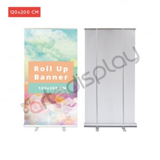 Roll Up Banner 120x200