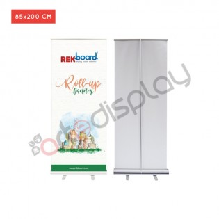 Roll Up Banner 85x200