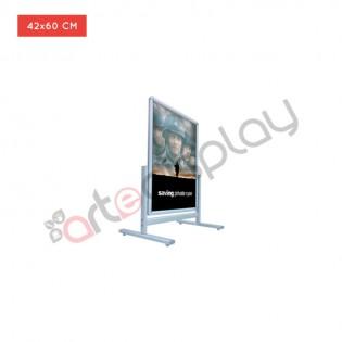 Miniboard Poster Pano A2 (42x60cm)