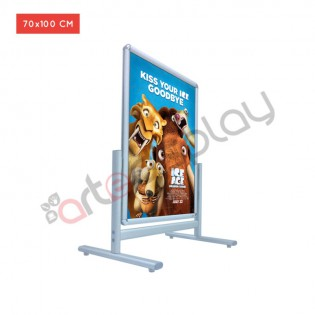 Miniboard Poster Pano B1 (70x100cm)