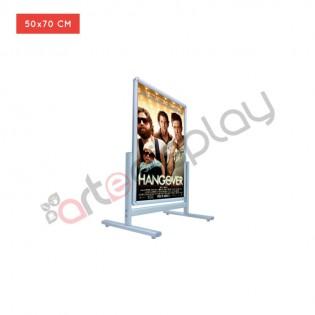 Miniboard Poster Pano B2 (50x70cm)