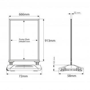 Wind Pro A1 (60x85cm)
