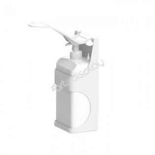 Plastik Dirsek Temaslı Dezenfektan Dispenseri 1000 ml