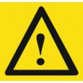 Tehlike - Uyarı
