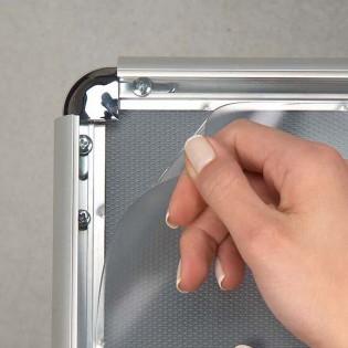 B2 Alüminyum Açılır Kapanır Çerçeve Rondo (50x70cm) - 10lu Paket