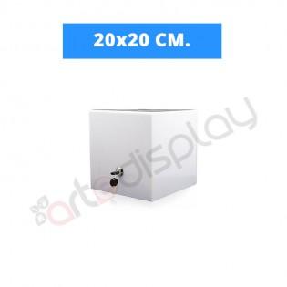 Beyaz Dilek ve Şikayet Kutusu 20x20cm
