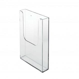 Duvar Tipi Tekli Broşürlük 10,5x21cm 10lu Paket