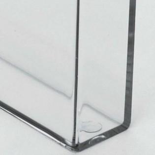 Duvar Tipi Tekli Broşürlük A4 (21x30cm) 10lu Paket