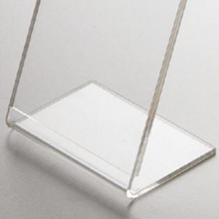 L Tipi Pleksi Föylük Etiketlik Fiyatlık Dikey 10x21cm - 25li Paket