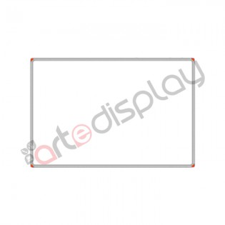 Laminant Yazı Tahtası 45x60 CM Beyaz Duvara Monte