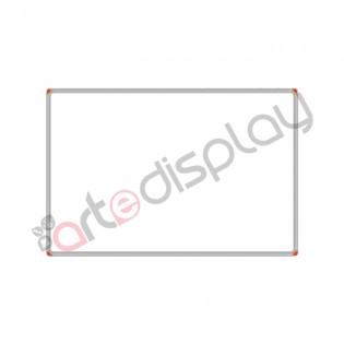 Laminant Yazı Tahtası 90x120 CM Beyaz Duvara Monte