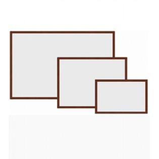 MDF Çerçeve Yazı Tahtası 90x120 - Beyaz